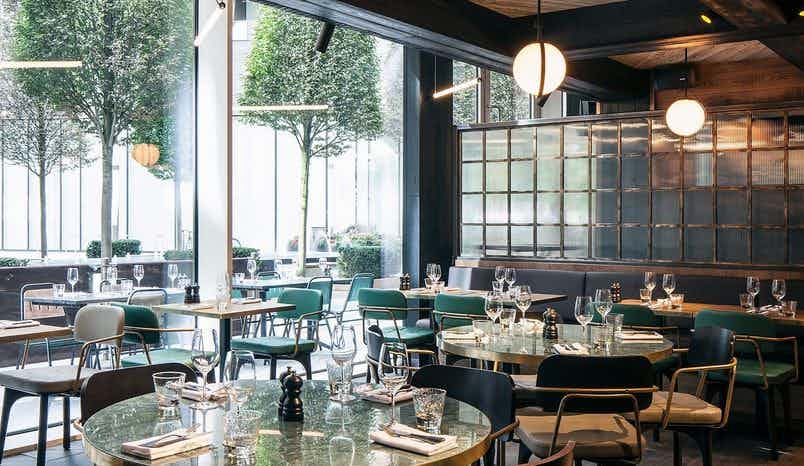 Private Dining Room or Mezzanine, The Coal Shed London