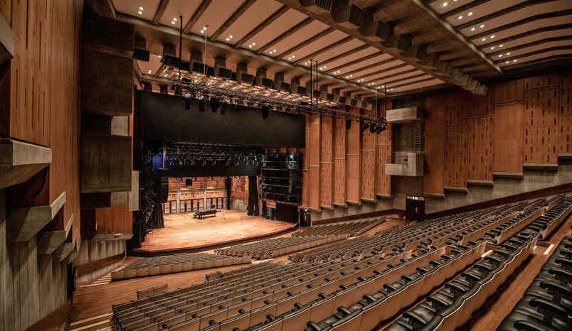 Queen Elizabeth Hall Auditorium, Southbank Centre