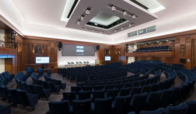 Kelvin Lecture Theatre, IET London: Savoy Place
