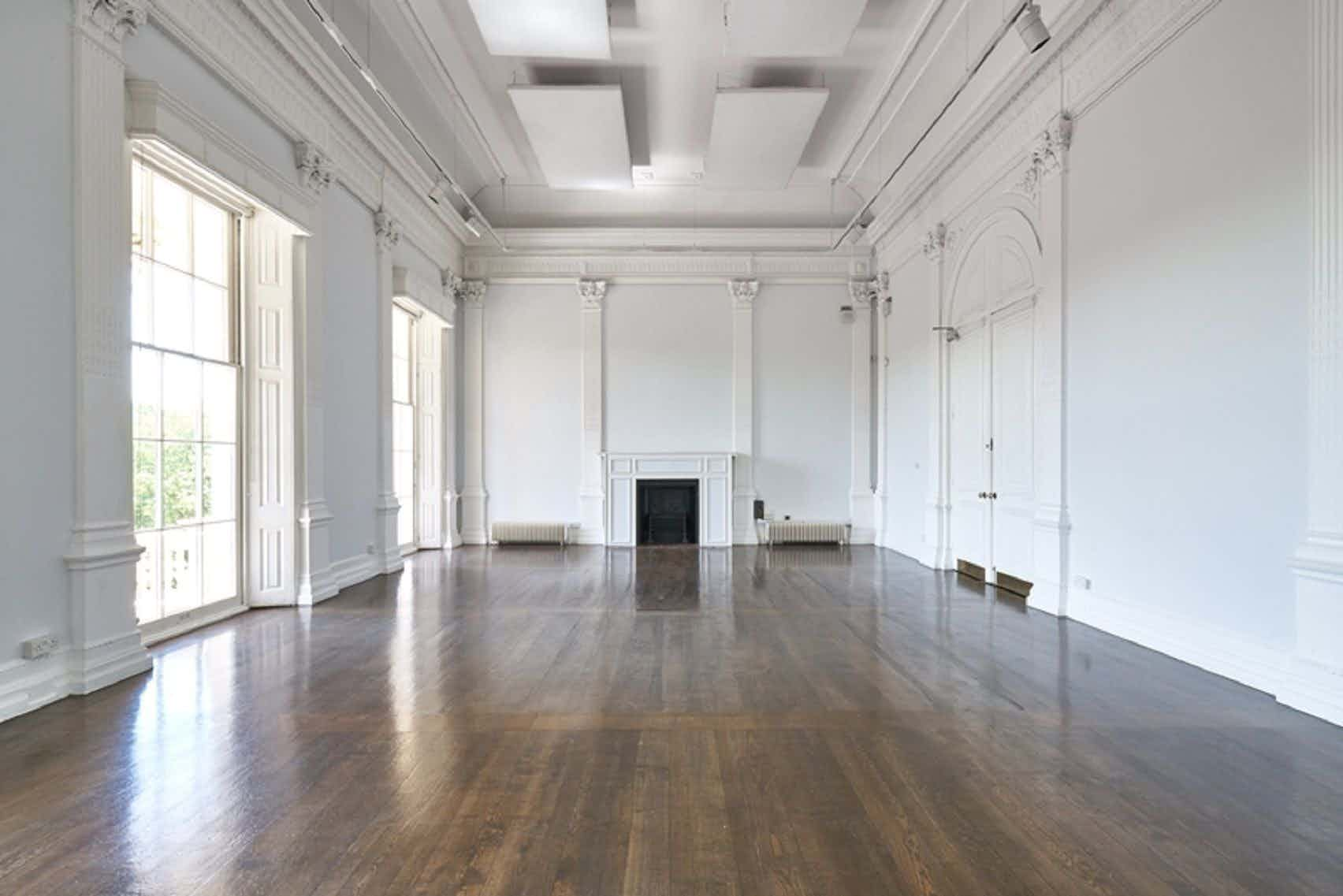 The Nash and Brandon Rooms, Institute of Contemporary Arts