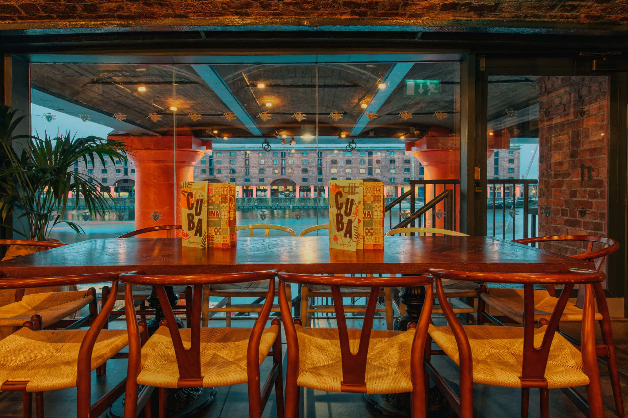 Whole Venue Hire, Revolucion de Cuba Liverpool