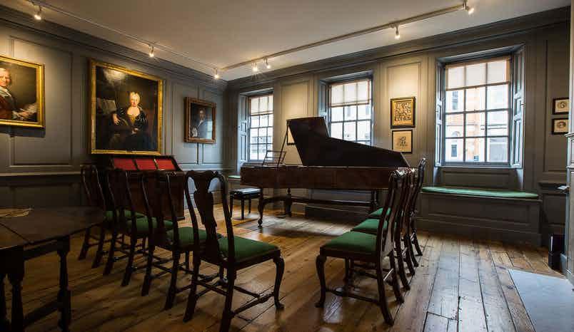 Handel House, Handel & Hendrix in London