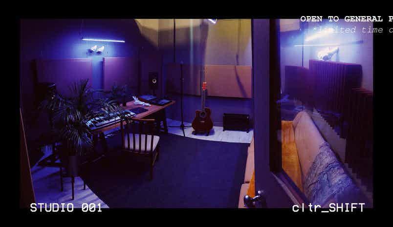 Music Studio 1, cltr_SHIFT Studios
