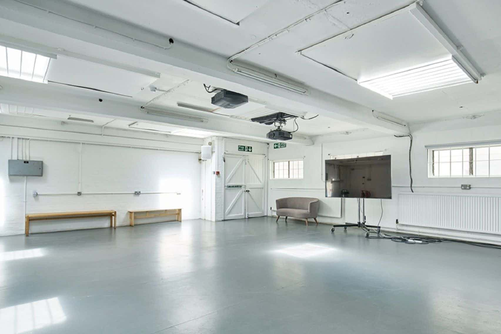 Studio, Institute of Contemporary Arts