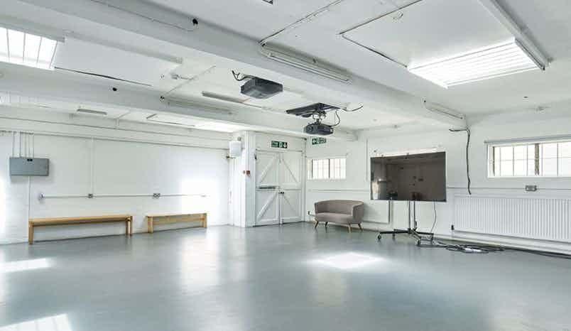 Studio, Institute of Contemporary Arts