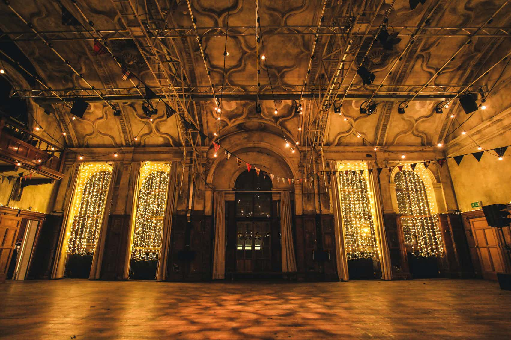 The Council Chamber, Battersea Arts Centre