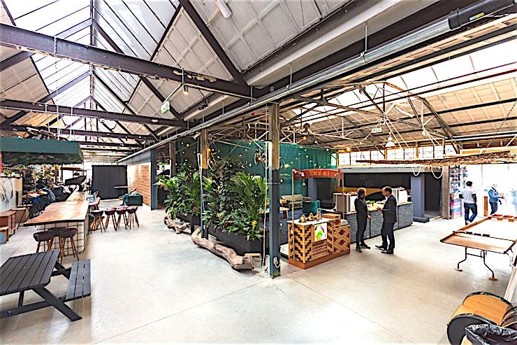 Yada Yada   Marketplace  **Boek Yada Yada   Maketplace in Taets Art and Event Park voor een unieke evenementenlocatie op het prachtige nationaal erfgoed in Het Amsterdamse Noordzeekanaal.**  Met zijn vele unieke gebouwen o