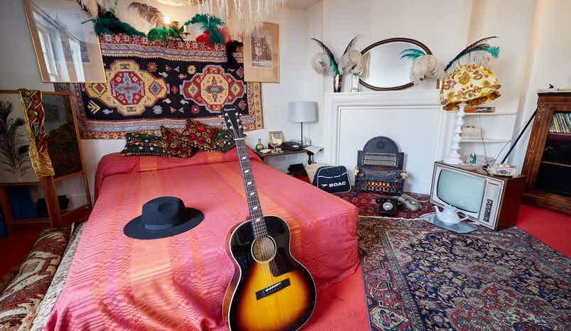 Hendrix Flat, Handel & Hendrix in London