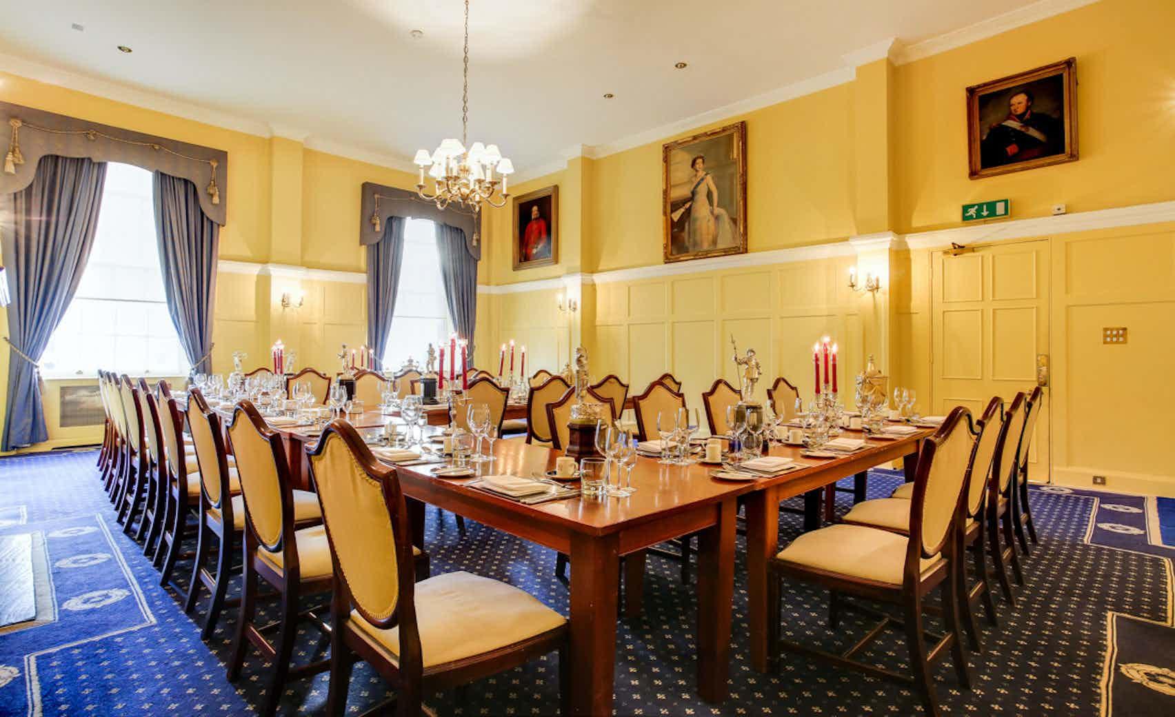 Queen's Room, The HAC