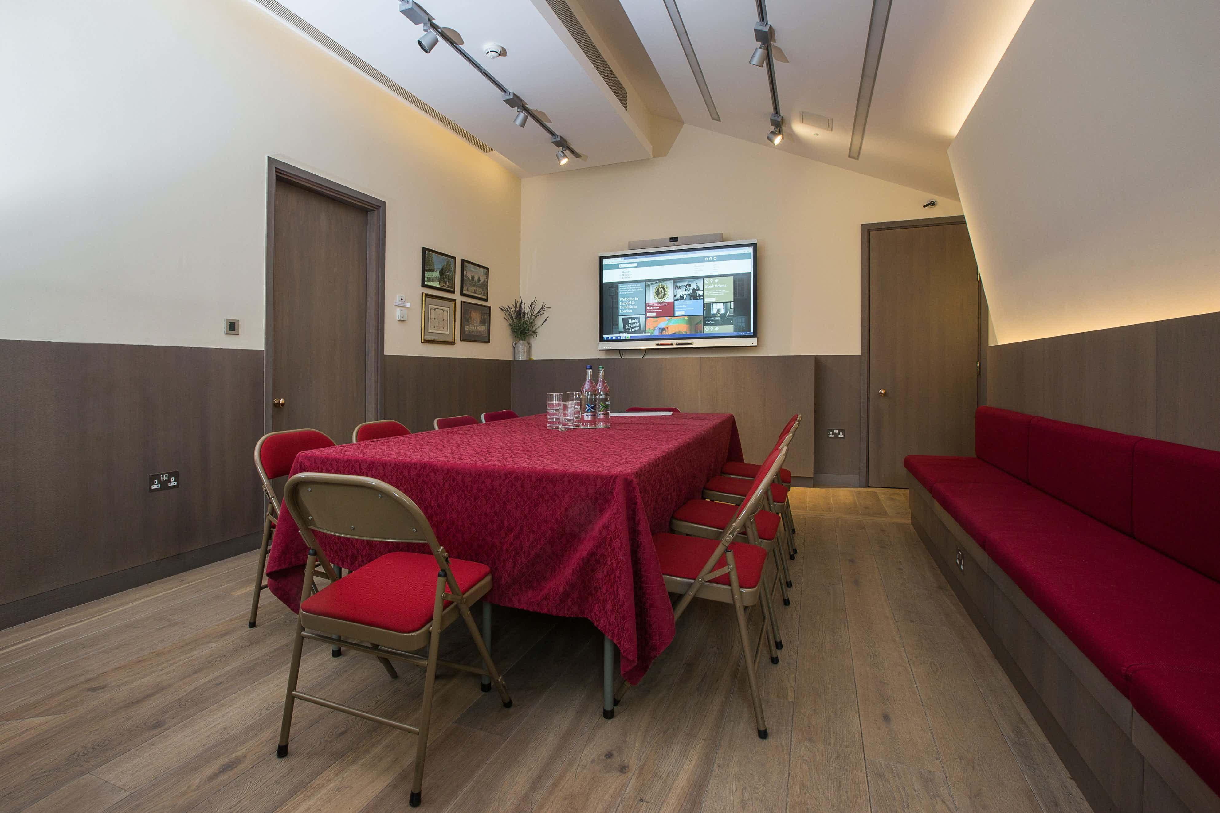 The Studio, Handel & Hendrix in London
