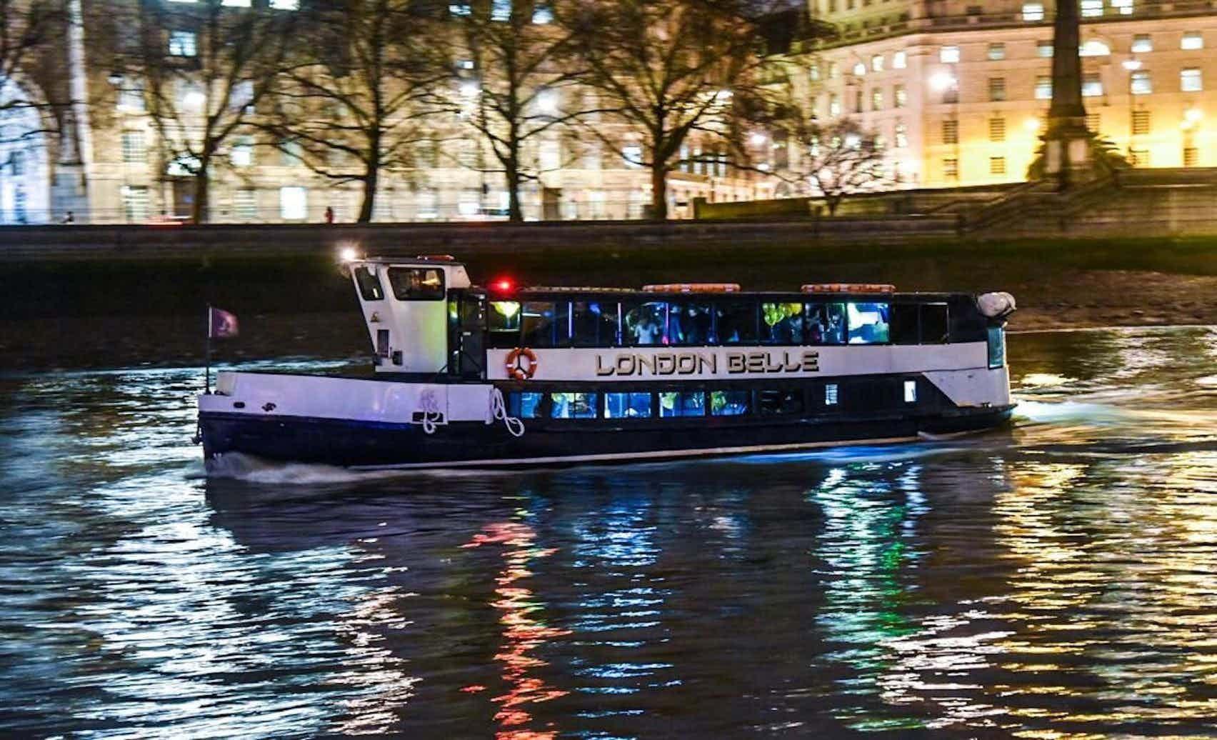 MV London Belle , MV London Belle