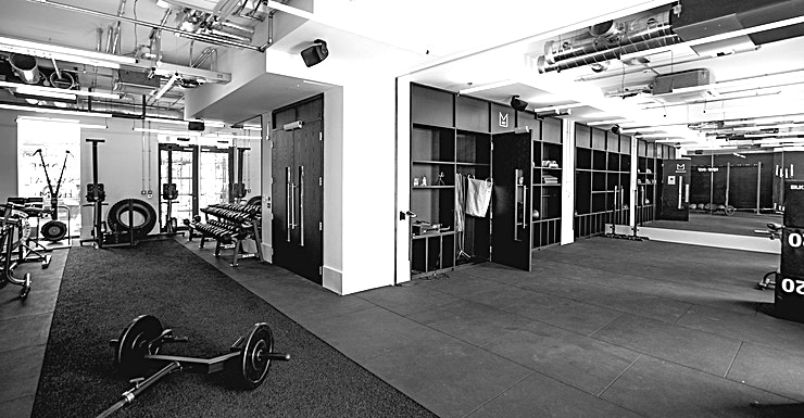 Gym/Studio **Manor SE1 has a modern, adaptable studio for hire in London.**  A bright and open new fitness facility with outdoor terrace and private Space overlooking the Thames.   Ideal for private training, film and location hire, fashion launches and photo shoots.