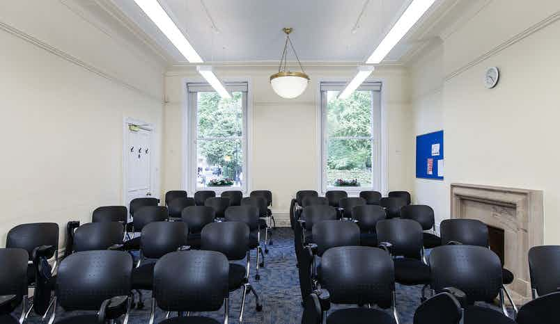 Theobald Room, Monticello House