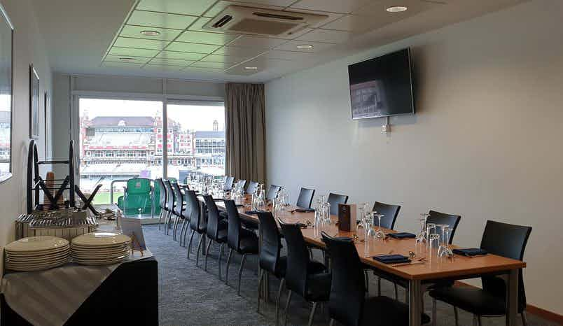 Single Executive Box, Kia Oval Cricket Stadium