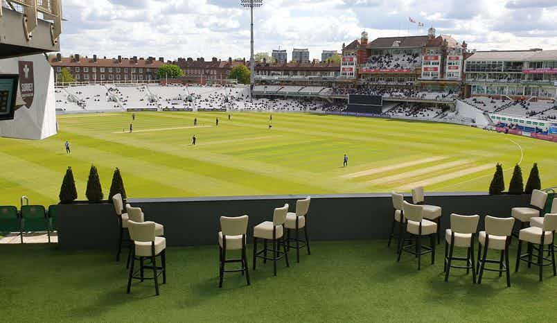 India Suite, Kia Oval Cricket Stadium