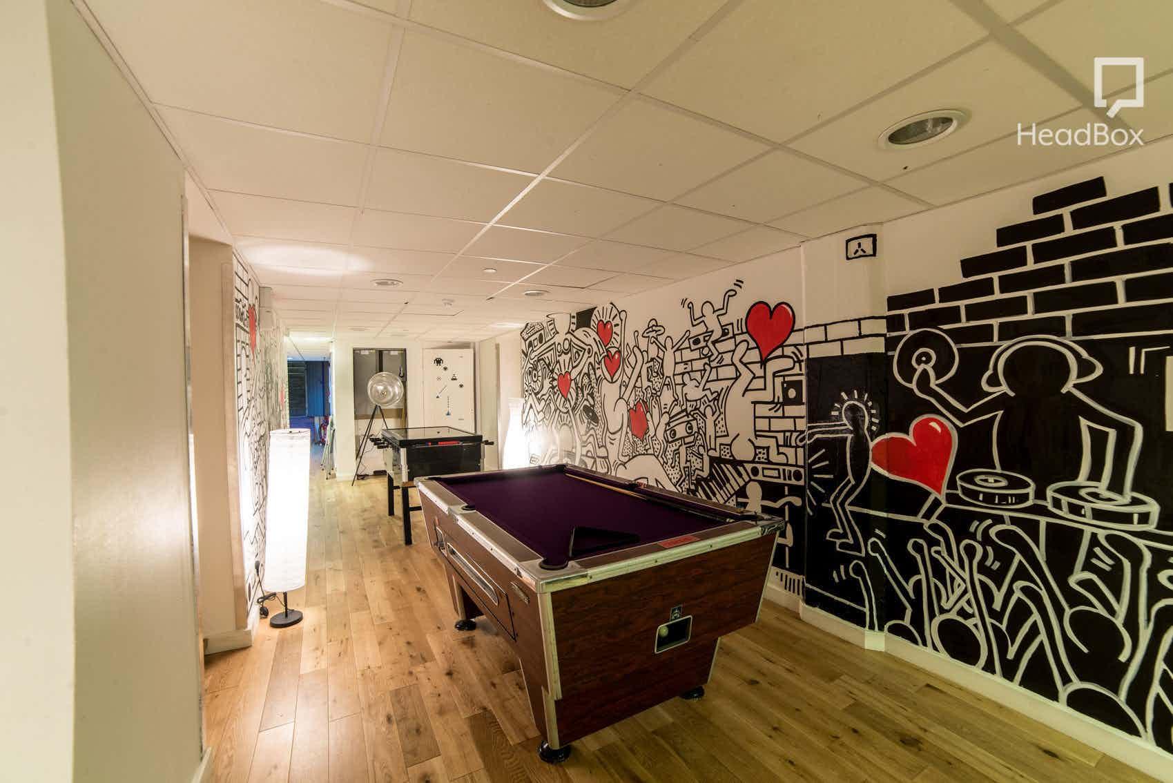 Studio 1, Soho Recording Studios