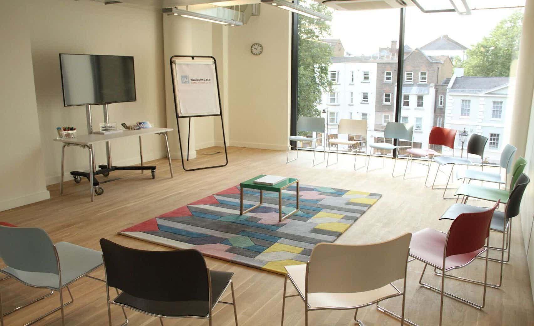 Coffee Room, wallacespace Clerkenwell Green