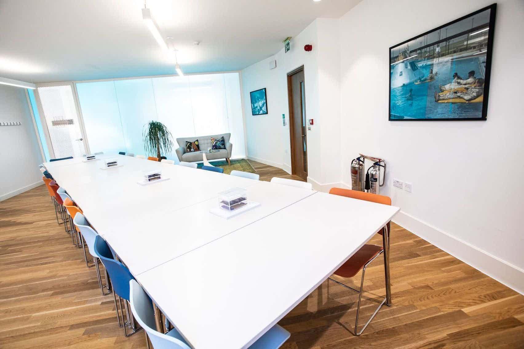 Gagarin Room, wallacespace Spitalfields