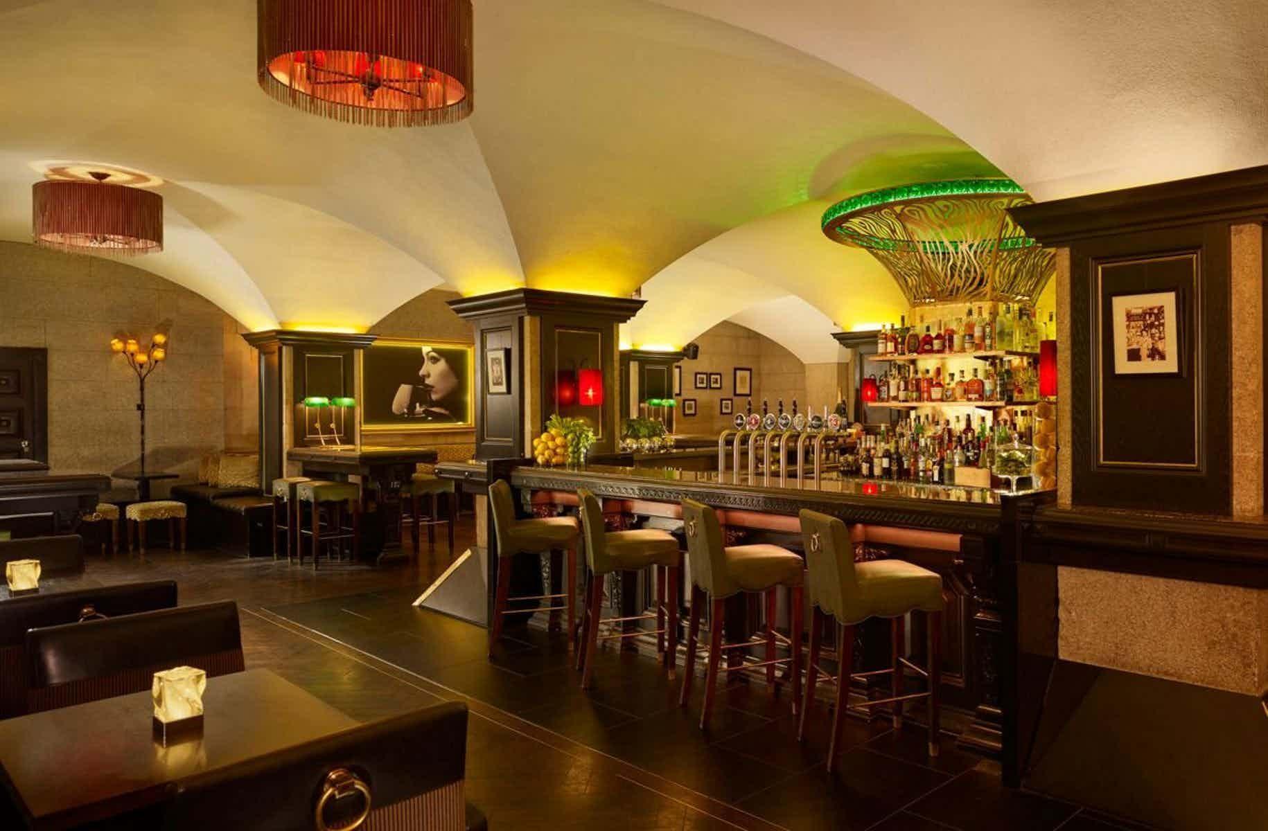 The Mint Bar, The Westin
