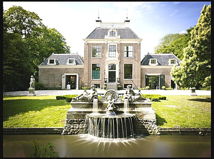 Whole Venue Hire **Huize Frankendael is een prachtige omgeving in de stad Amsterdam en kan worden gehuurd voor uw volgende privéfeest of evenement.**  Huize Frankendael is het laatste landhuis van Amsterdam met een