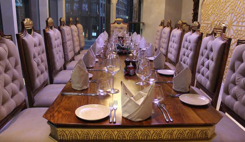 Chokhi Dhani, Private Dining Room
