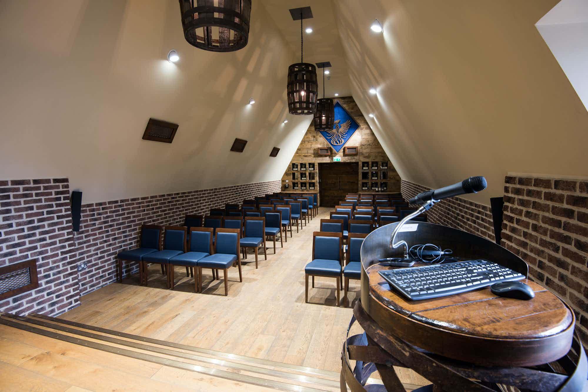 The Alchemy Room, Teeling Whiskey Distillery