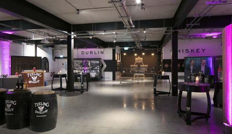 Whole Venue, Teeling Whiskey Distillery