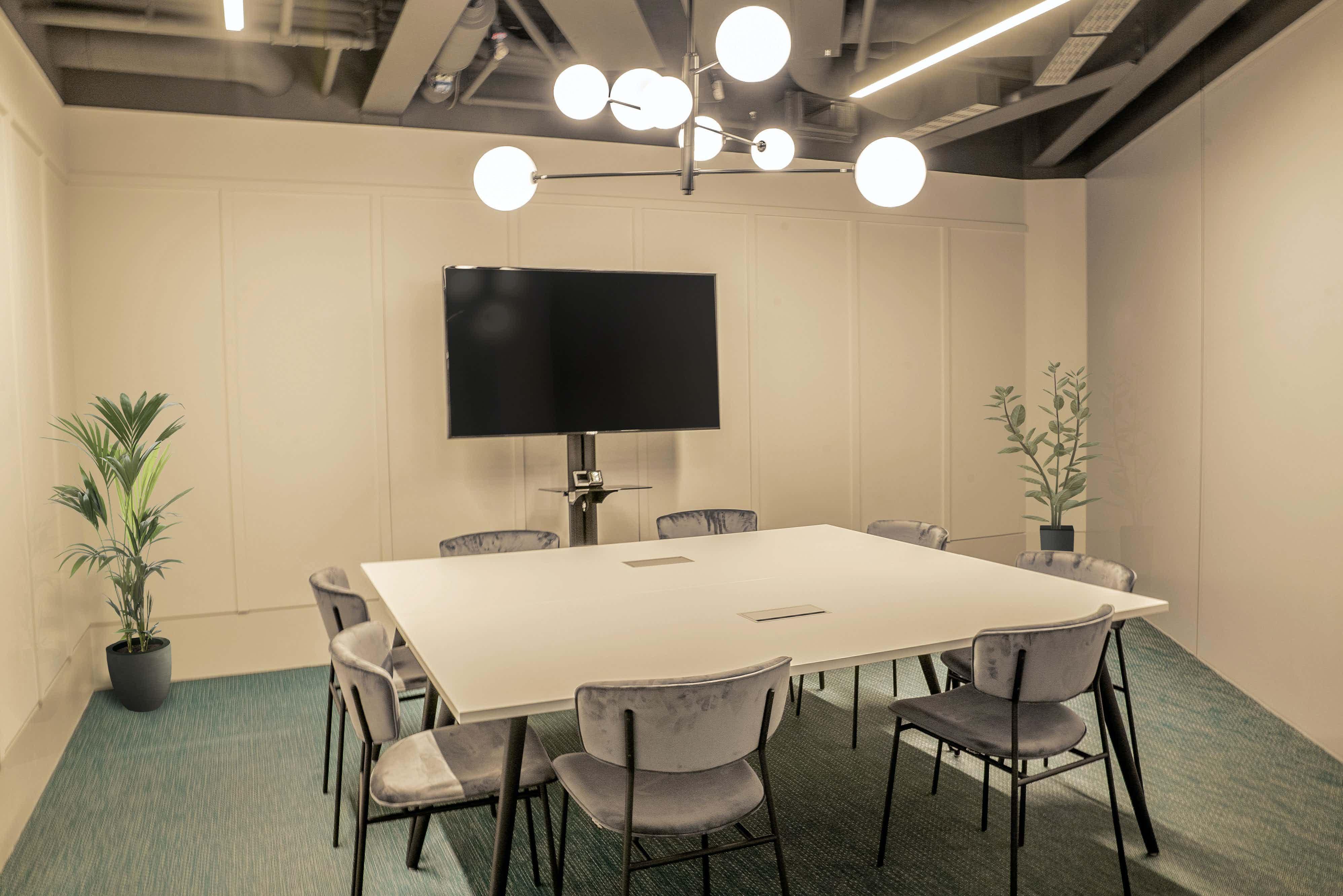 Meeting Rooms, Hubhub