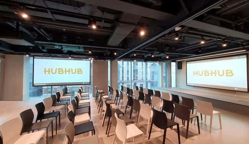 Event Space, Hubhub