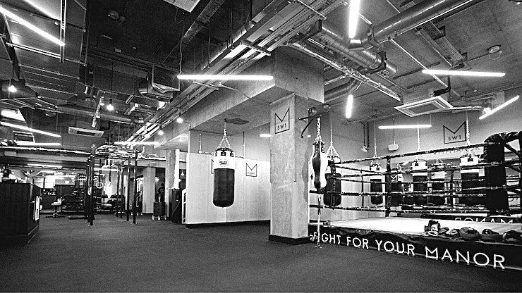 Manor SW1 **Manor SW1 is a private training facility set up by a group of former professional fighters and athletes, spread over 3000 sqft of premium, boutique space, 2 minutes walk from Victoria station in central London.**