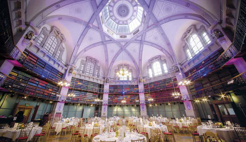Octagon, Queen Mary University of London