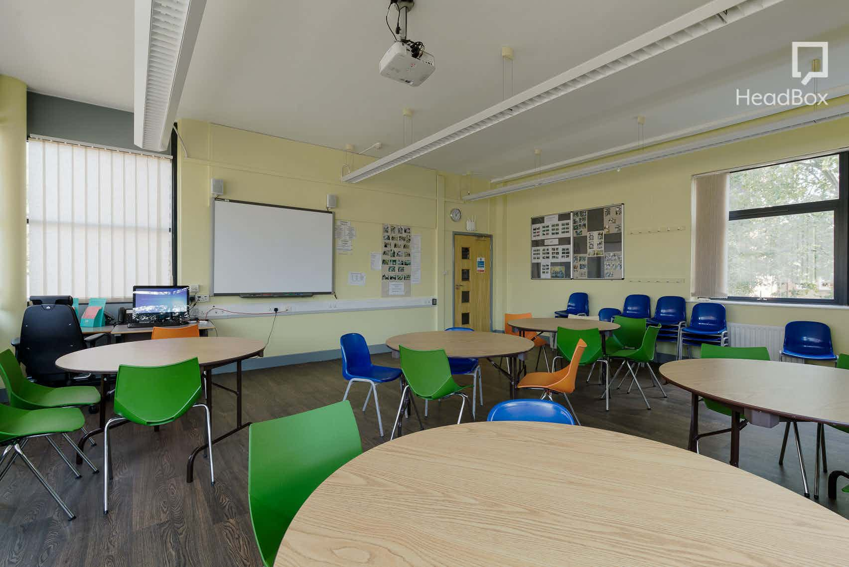 Afternoon, Meeting Room 1, Open Kitchen