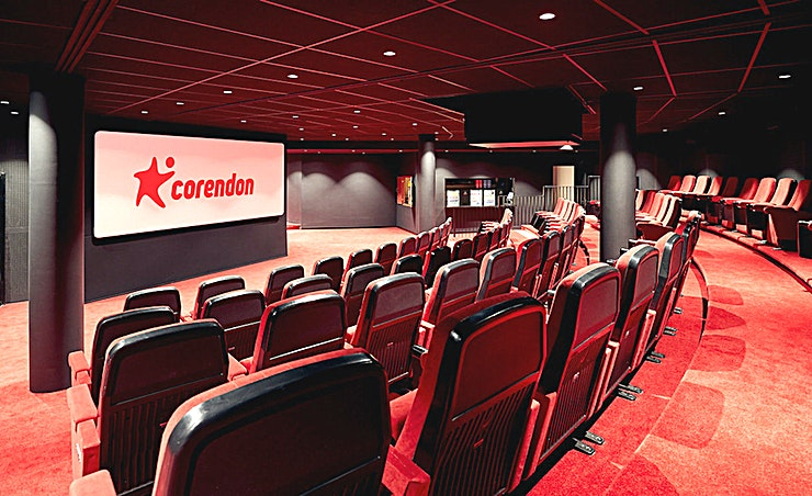 The Cinema About Corendon City Hotel Amsterdam. The Corendon City Hotel Amsterdam is a unique hotel concept, located in Amsterdam in Amsterdam Nieuw-West.