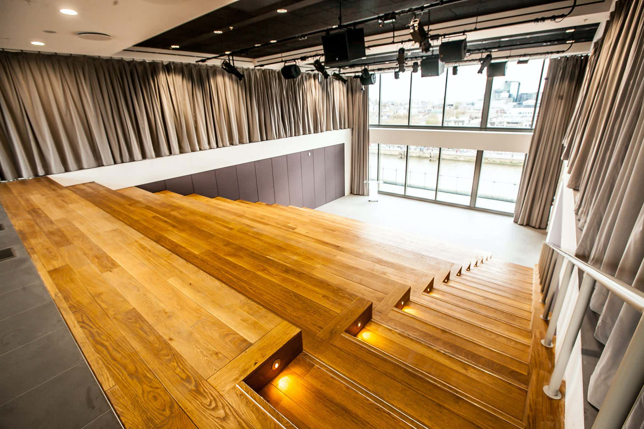 The Amphitheatre, Sea Containers Events