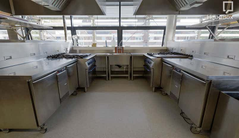 Morning, Kitchen 2, Open Kitchen