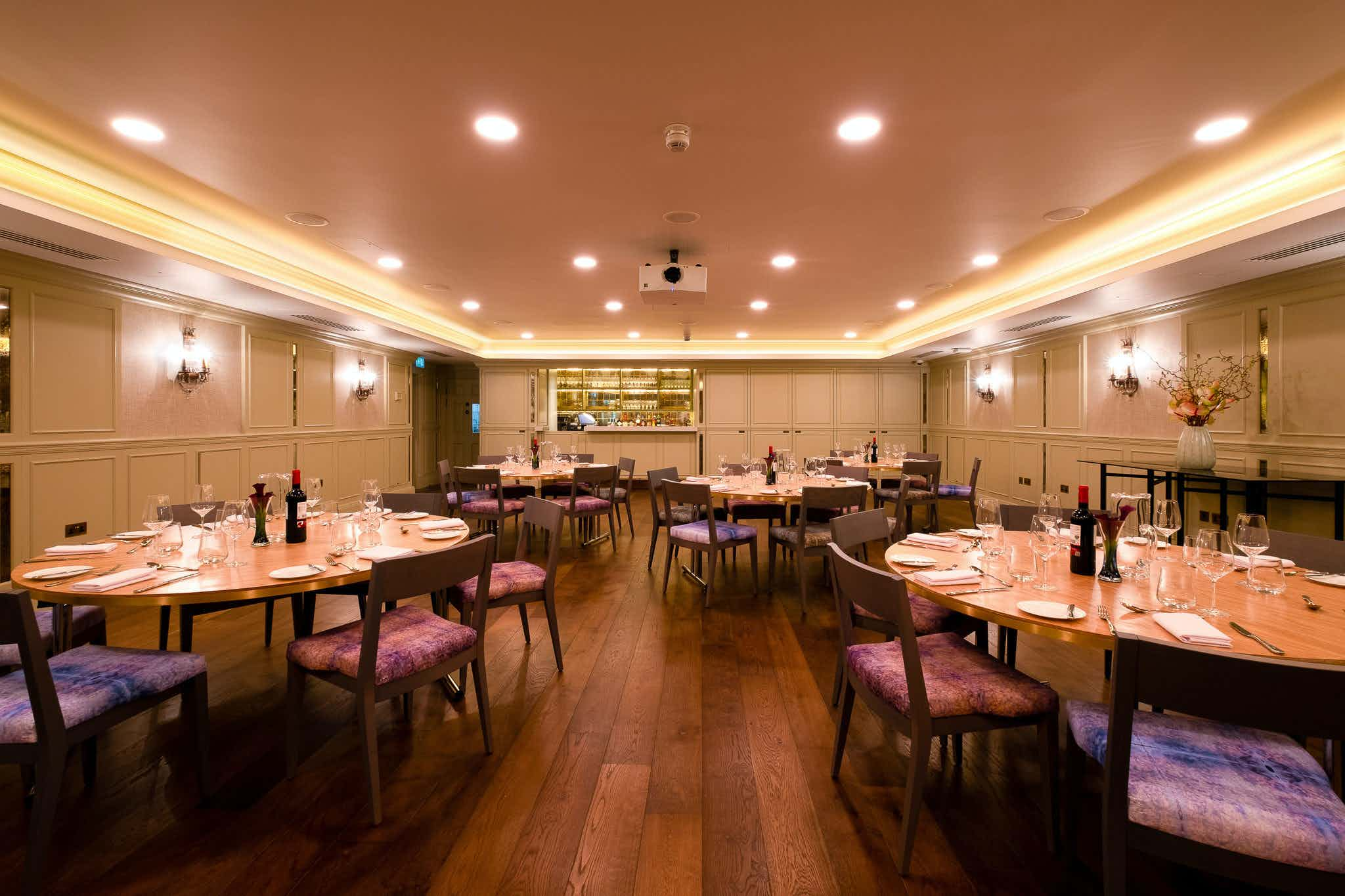 Montagu Room, Home Grown Club