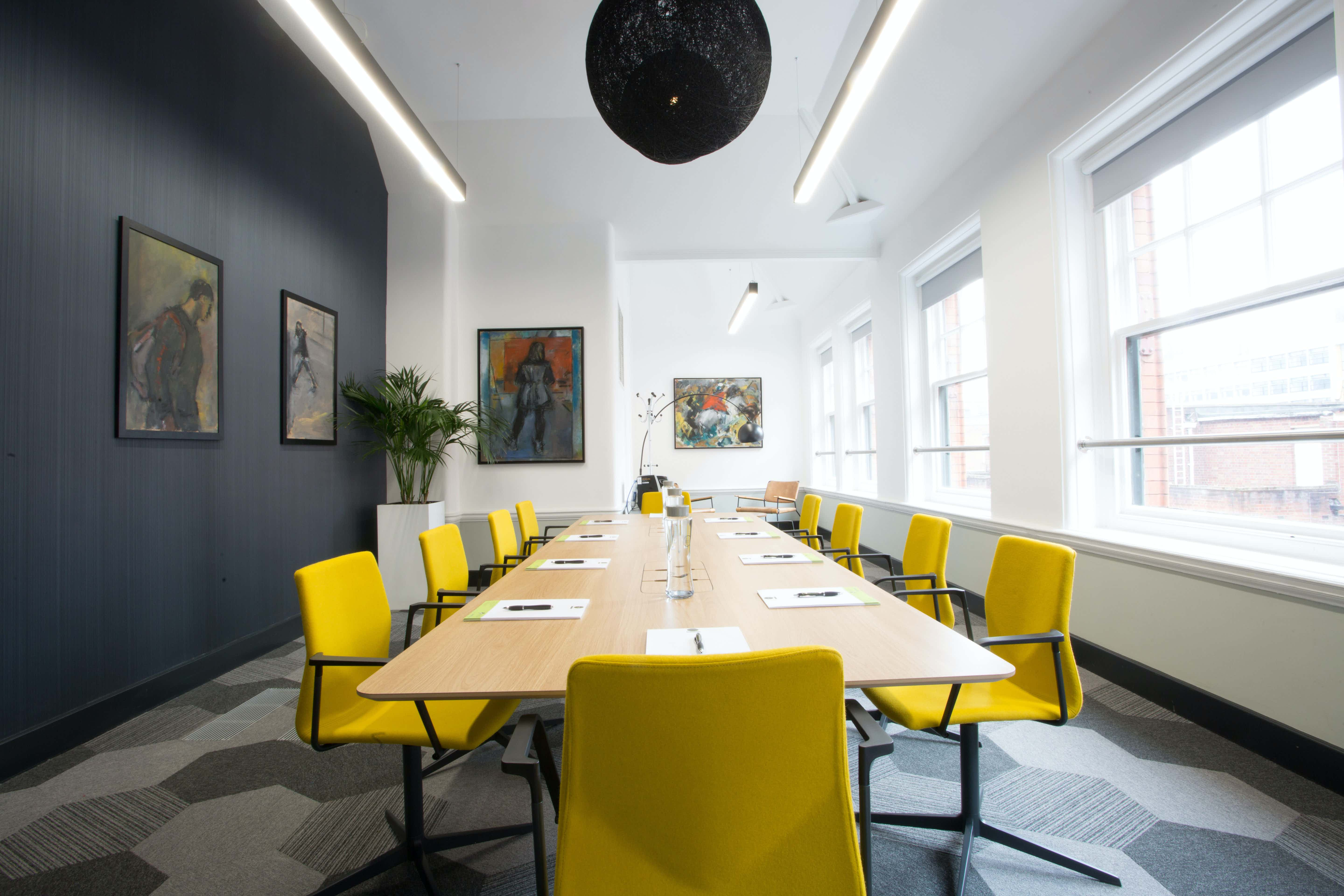 Executive Boardroom , Chamber Space