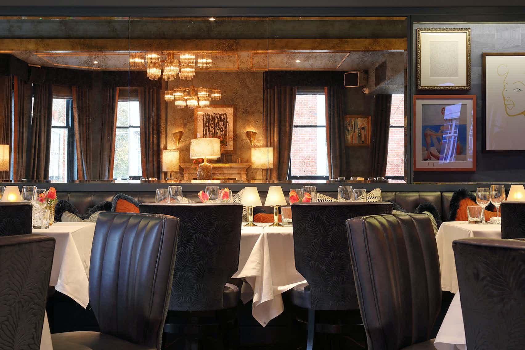 Club Room (1st Floor), Beaufort House Chelsea