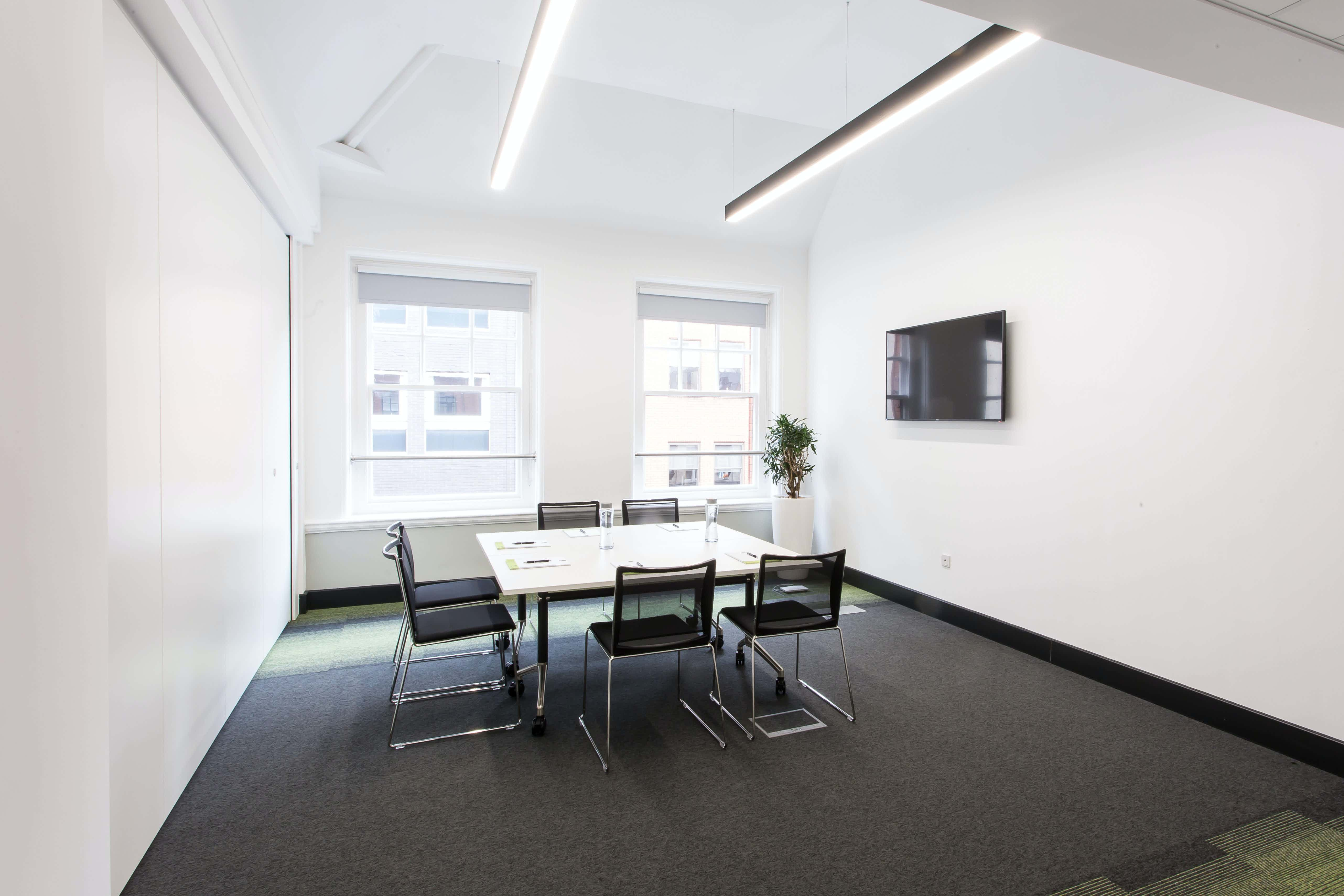 Gaskell Room A, Chamber Space