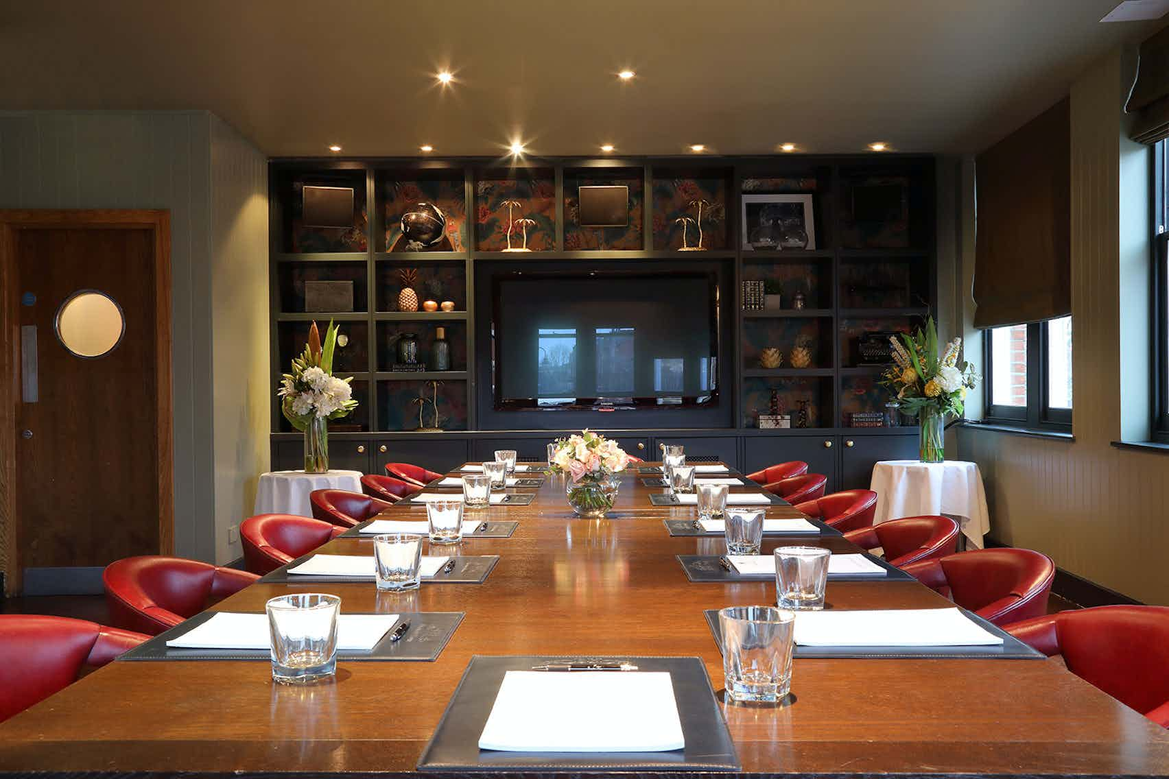 Private Dining Room (2nd Floor), Beaufort House Chelsea
