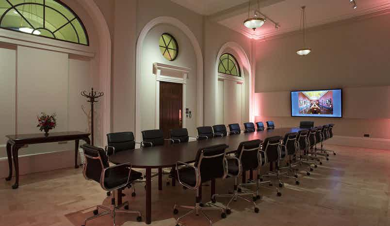 The Wilkins Boardroom, The National Gallery