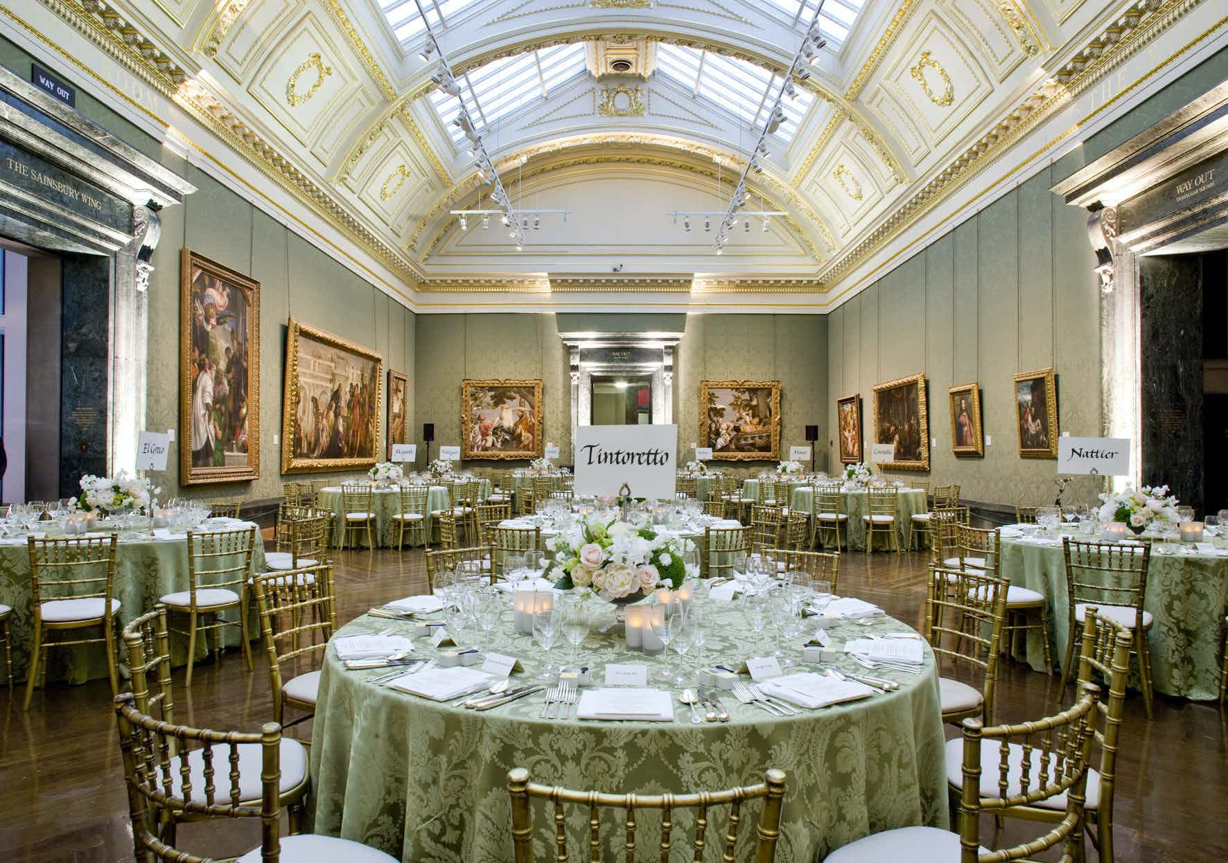 The Wohl Room, The National Gallery