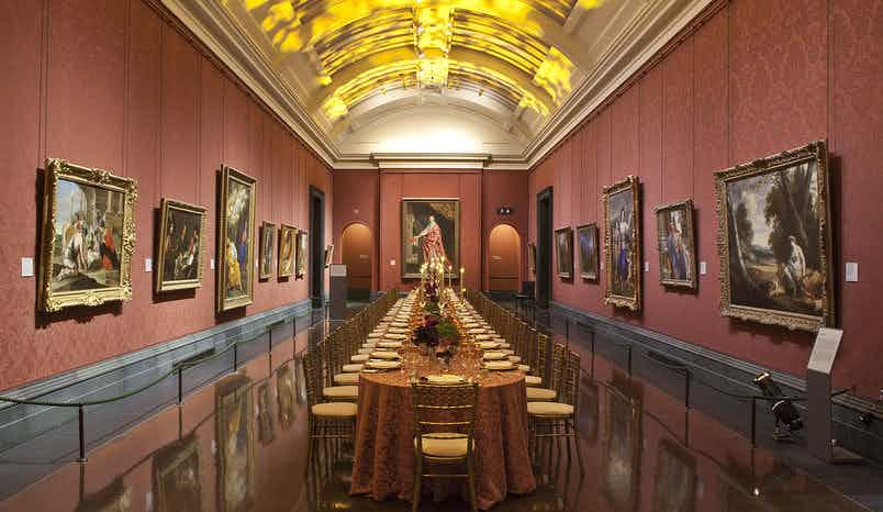 The YSL Room, The National Gallery