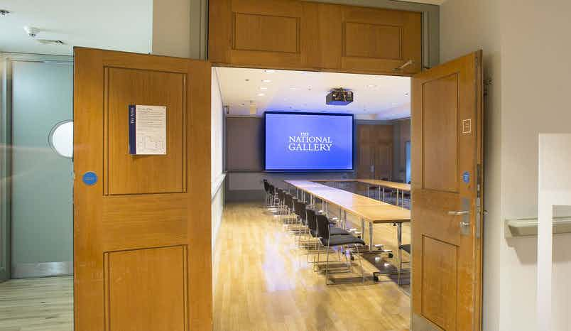 Conference Room 1, The National Gallery