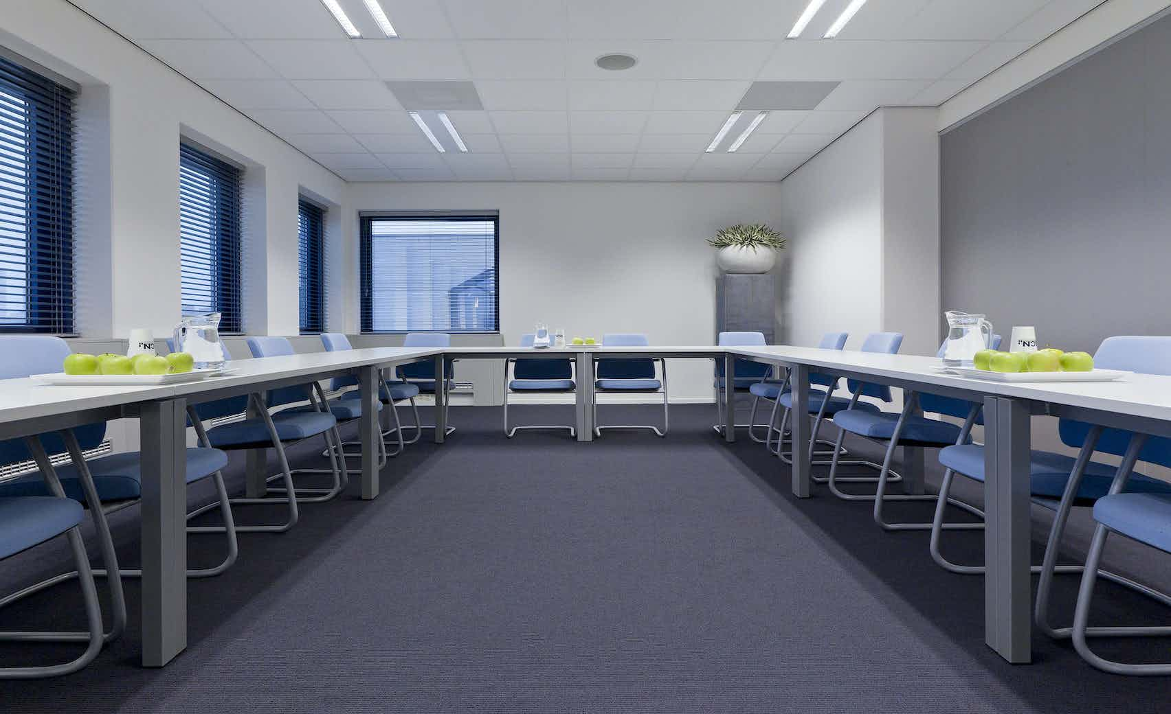 Room 1.2, BCN Utrecht Cantraal Station