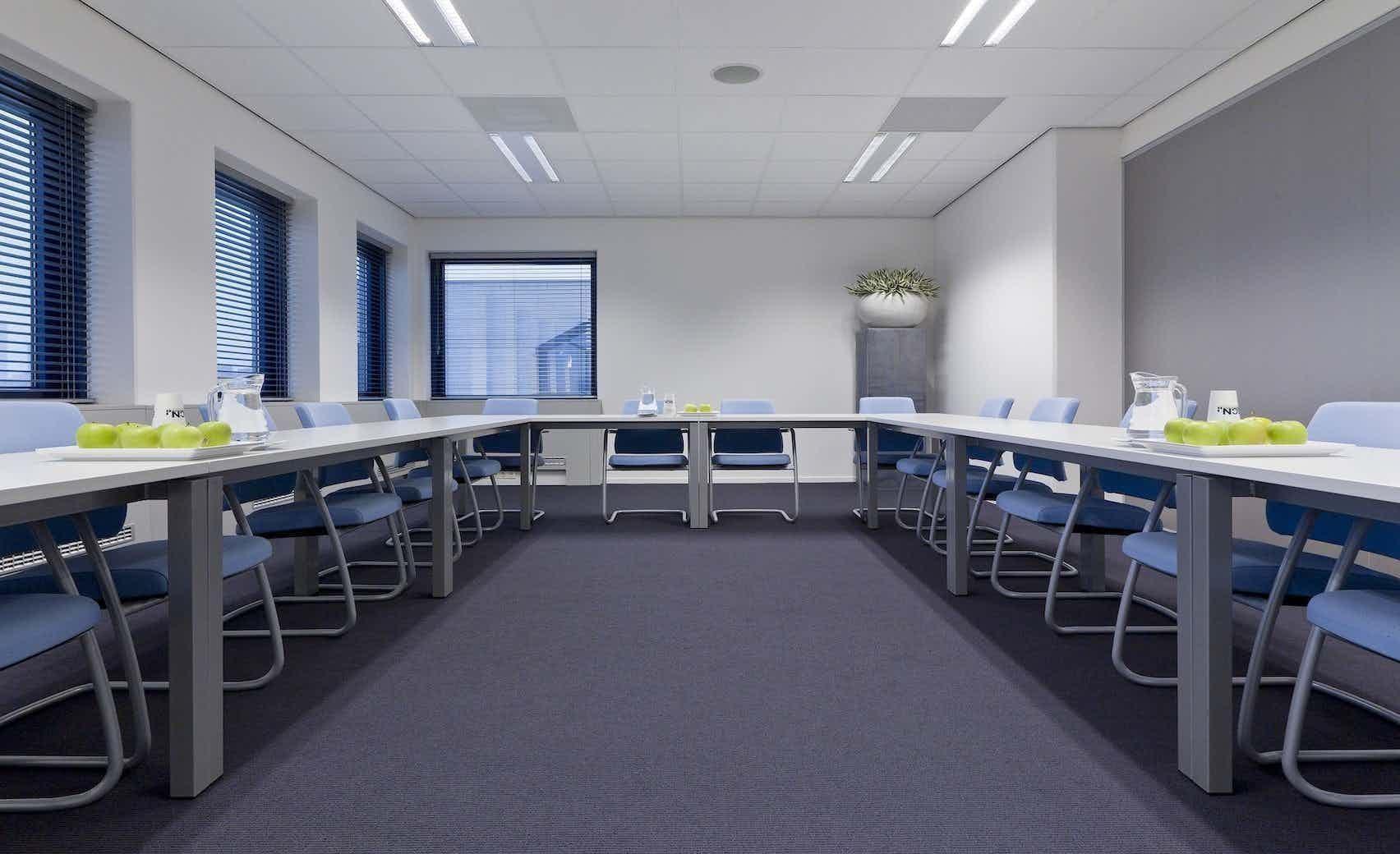 Room 3.2, BCN Utrecht Cantraal Station