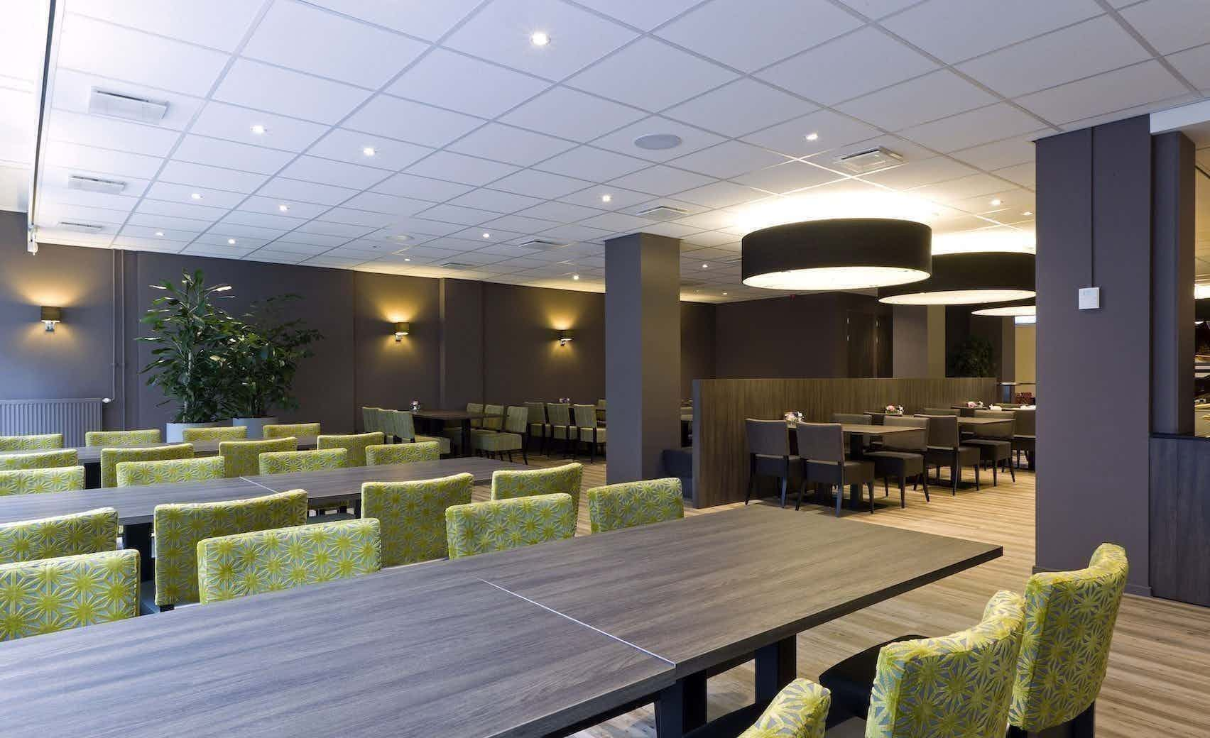 Coffee Lounge, BCN Utrecht Cantraal Station