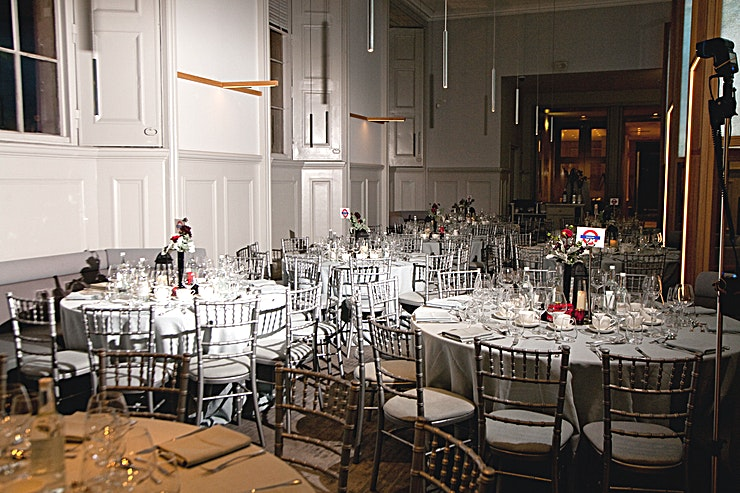 The National Cafe **The National Cafe at The National Gallery is a versatile event Space for hire in St James's.**  The National Café is one of the largest event Spaces in the Gallery and has its own private entrance