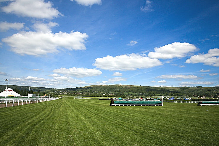 Outdoor Events **Cheltenham Racecourse has a stunning outdoor events Space for hire.**