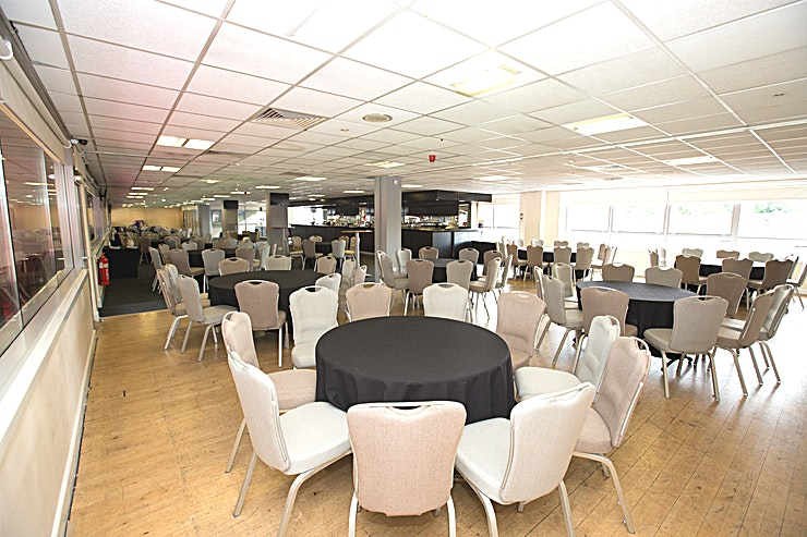Millennium Suite **The Millennium Suite at Charlton Athletic Football Club is a multi-functional event Space for hire in East London.**